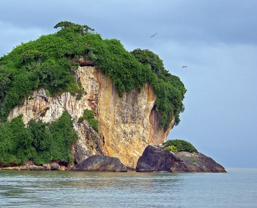 An Alluring Island
