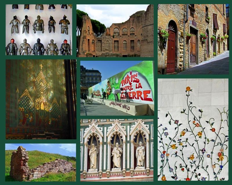 Weekly Photo Challenge:  Walls