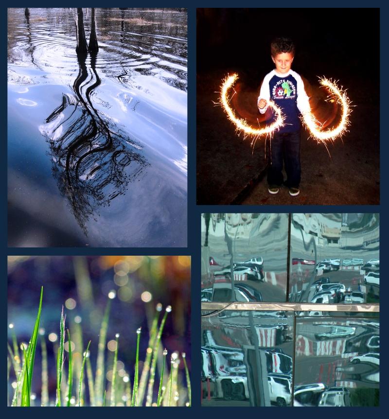 Weekly Photo Challenge:  Blur
