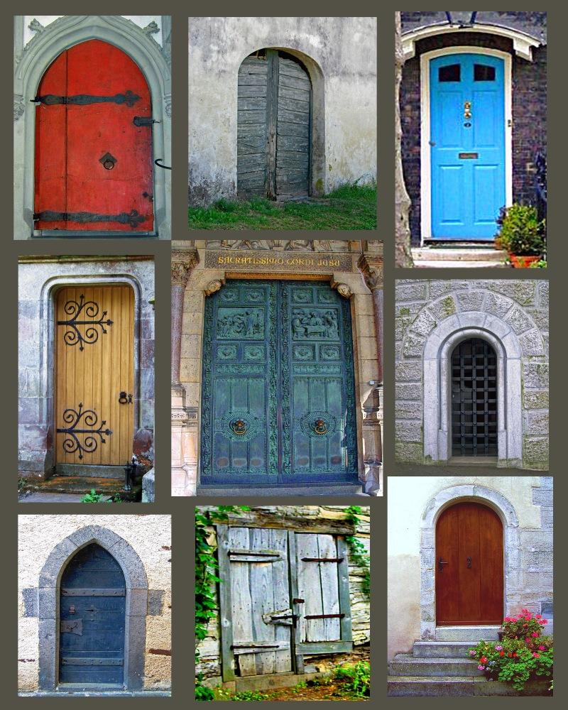 Weekly Photo Challenge:  Doors