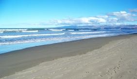 Seascape photography of New Zealand Coast.