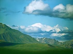 Landscape photography of Alaska.