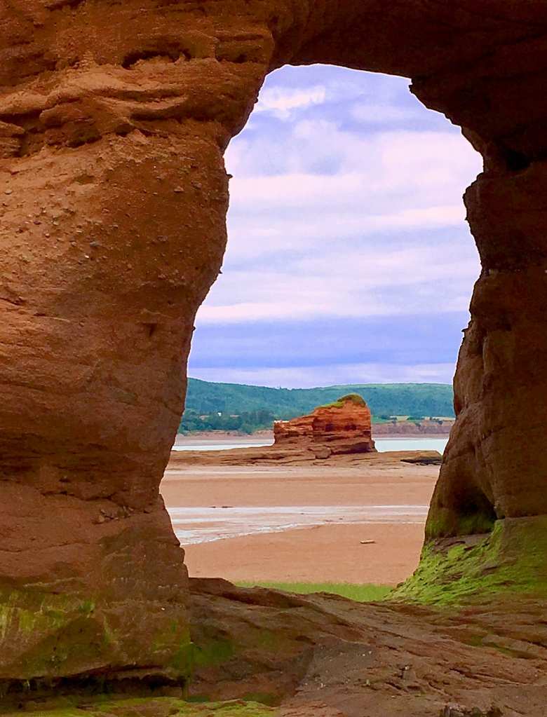 Landscape photography from Bay of Fundy in Nova Scotia, Canada.